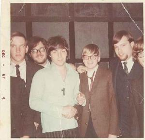 Rascals Backstage Nov 1967