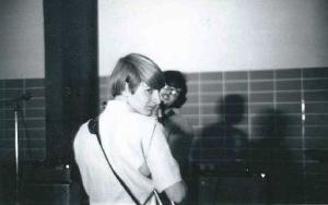 Bear Louie Red Wing MN High School rehearsal 1967
