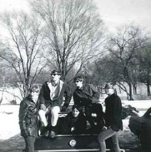Glenwood Prk Jerry Scott Bear Jeff Louie 1967 C