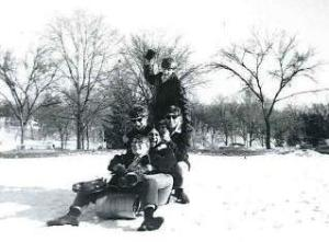 Glenwood Prk Jerry Scott Bear Jeff Louie 1967