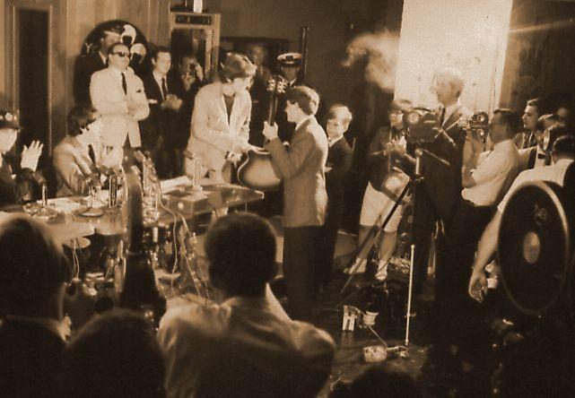 Nickel Revolution, B Sharp Music and Superstar Jim Lopes (2/6)