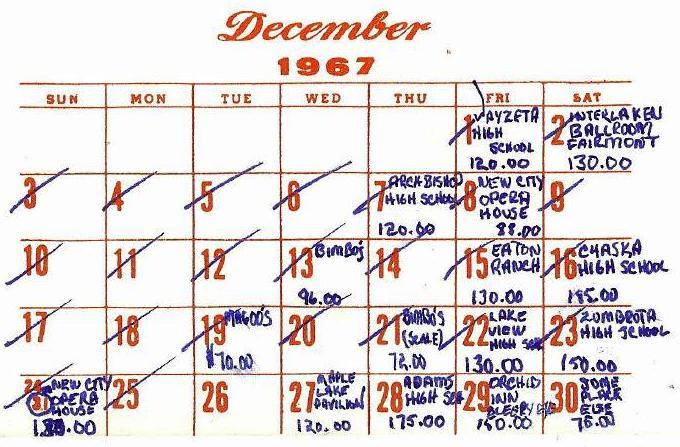 Nickel Revolution Looks Back on December 1967 (2/6)