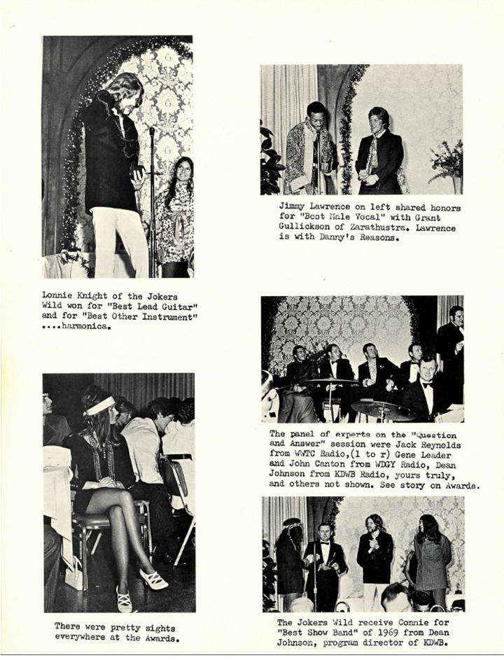 Nickel Revolution Salutes Connie's Insider-Issue June 7, 1969 (5/6)